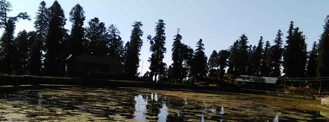 Kamrunag-lake-from-jacch-jannat home stay-mandi